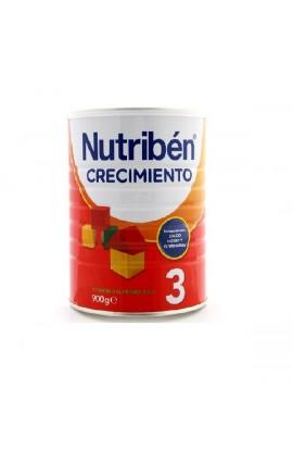 NUTRIBEN CRECIMIENTO LECHE 900 G