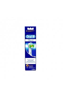 RECAMBIO CEPILLO ELECTRICO ORAL-B 3D WHITE 3 U (EB18-3)