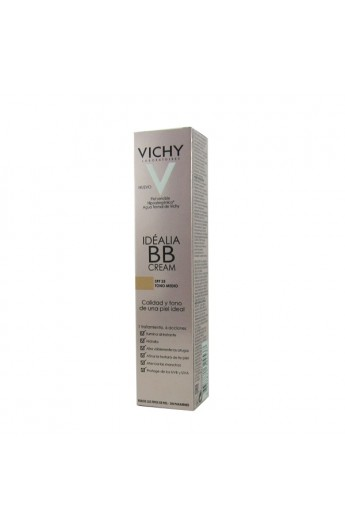 VICHY IDEALIA BB CREAM SPF 25  TONO MEDIO 40 ML