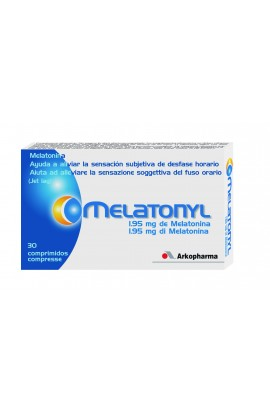 MELATONYL  1 MG 30 COMP