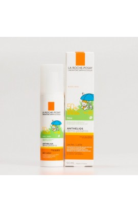 ANTHELIOS SPF 50 DERMOPEDIATRICS LOCION LA ROCHE POSAY 50 ML