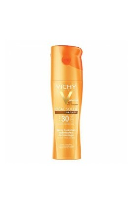 IDEAL SOLEIL SPF 30 OPTIMIZADOR DEL BRONCEADO  SPRAY 200 ML
