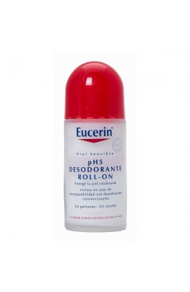 EUCERIN PH5 DESODORANTE ROLL ON PACK REGALO 2ªUNIDAD