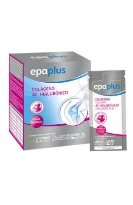 EPAPLUS COLAGENO + HIALURONICO  FRAMBUESA SOBRES 478.1 G