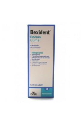 BEXIDENT ENCIAS TRATAMIENTO COADYUVANTE CLORHEXIDINA 0,12% COLUTORIO 250 ML