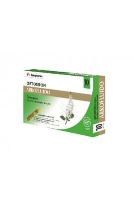 ORTOSIFON ARKOFLUIDO AMPOLLA BEBIBLE  15 ML 20 AMP