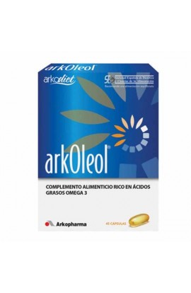 ARKOLEOL 45 CAPSULAS