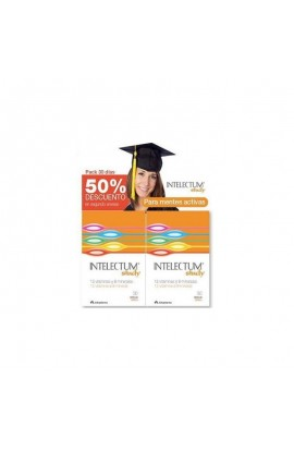 INTELECTUM STUDY CAPS  30 CAPS + 30 CAPSULAS