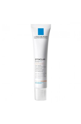 EFFACLAR DUO (+) UNIFIANT TONO LA ROCHE POSAY INTERMEDIO 40 ML