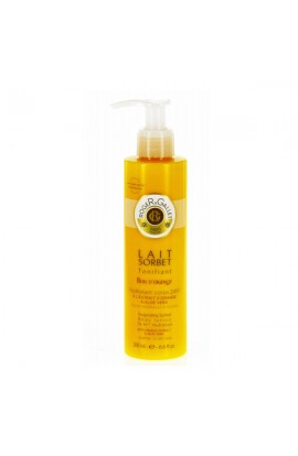 ROGER & GALLET LAIT FONDANT BOIS D'ORANGE 200 ML