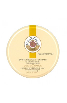 ROGER & GALLET BAUME PRECIEUX TONIFIANT BOIS D'ORANGE 200 ML