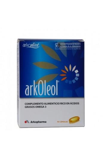 ARKOLEOL METABOLIZA LAS GRASAS  90 CAPS