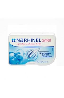 NARHINEL CONFORT ASPIRADOR +2 RECAMBIOS